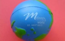 Anti-stress 2 Colour World Globe