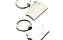 K25 Metal Key Rings