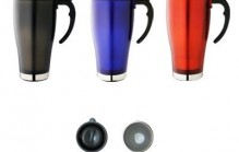 M22 Travel Mugs