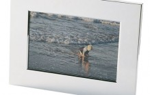 #8811 – Nickel Plated Photo Frame