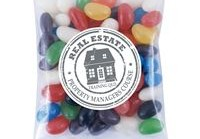 LL31470s Assorted Colour Mini Jelly Beans in 60 Gram Cello Bag