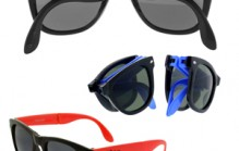 Collapsible Frame Retro Sunglasses
